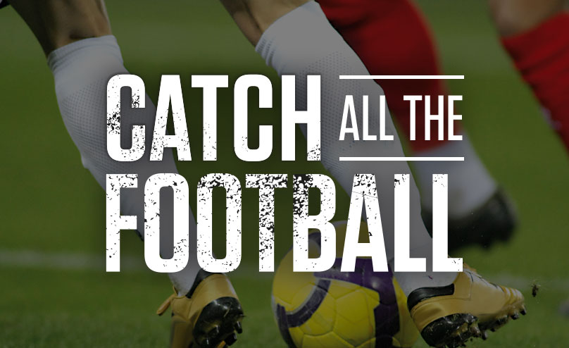 Watch Football at The Old Market Tavern
