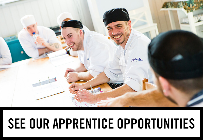 Apprenticeships at The Old Market Tavern