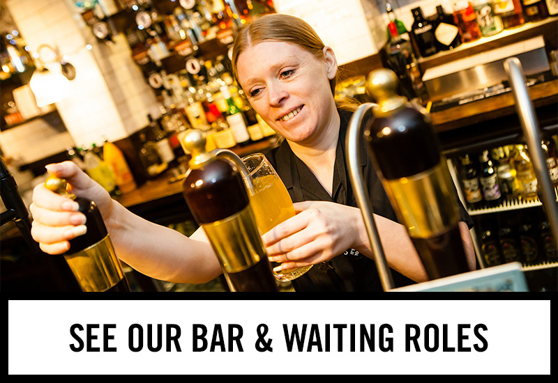 Bar roles at The Old Market Tavern