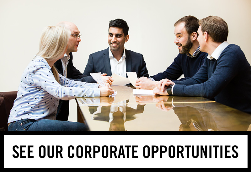 Corporate opportunities at The Old Market Tavern